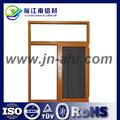 Precio barato de aluminio corredizas ventana proveedor