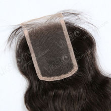 unprocessed Malaysian hair topper wig