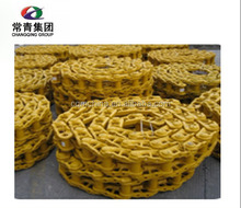 China manufacturer supply excavator track chain for hitachi ex220-2/track link assy for sale with high quality