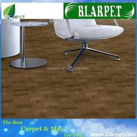 Top grade branded shag tile carpet
