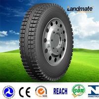 Top quality long warranty china lug pattern tyre