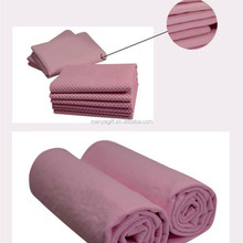 Pet Puppy Dog Hand Grooming Bath Soft Towel Micro Suede Super Water Absorption