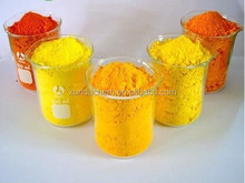 Middle Chrome Yellow for Solvent Paint Plastic Solvent Ink Offset Ink