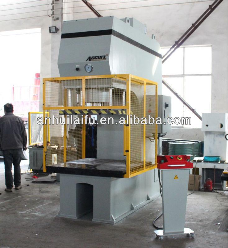20 toneladas C marco de la prensa hidráulica con dibujo, Deep Drawing prensa hidráulica 20 Ton