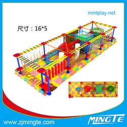 Comercial indoor playground Children indoor playground park lamp post kids area factory price
