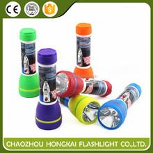 2015 NEW DESIGN DRY BATTERY Flashlight aa batteries