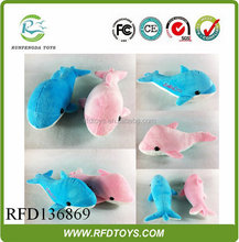 Best made toys cheap high quality stuffed soft cute plush dolphins plush toy