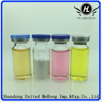 manufacturers wholesale penicillin bottle, round chemical/medicine glass vial, pharmaceutical glass bottle