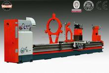 Hoston Gap Bed&Big Bore Metal Lathe Machine Manufacturer
