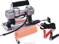 Car 12V with metal plate Tire Inflating Pump