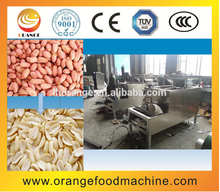 high quality and big capacity Automatic peanut kernel halving machine with factory price