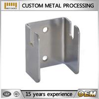 small metal bracket u shape for shelves