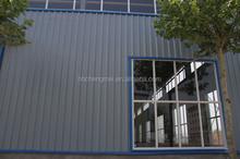 Easy installing ASA spanish PVC roof tile/ synthetic resin tile/ spanish tile