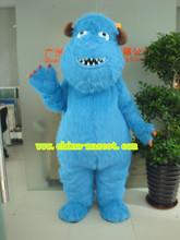 di alta qualità mostro University sully costume mascotte per la vendita