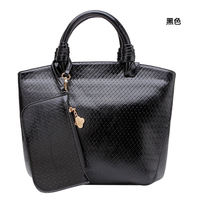 wholesale alibaba Retro style luxy black one side school bag with any color