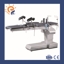 FDY-12E China supplier C arm compatible operating table