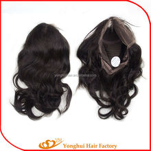 High Quality Cambodian Hair Full Lace Wig Yonghui Hair Factory