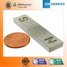 Sintered high performance alnico magnet block for sale