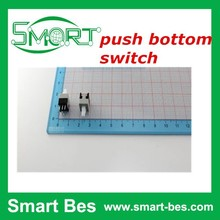 Smart Bes push button switch 8.5 *8.5 MM Double Row Locking Six Feet key switch electronic components purchasing