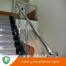 yihua pasamanos de aceroinoxidable para las escaleras