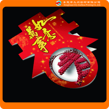 2015 New Year greeting card manufacturers selling interesting fashion