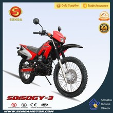 Export High Quality Chinese Pit Bike150CC Dirt Bike For Sale SD150GY-3