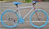 700C fixed gear bike/cr-mo racing bicycle with BMX 125