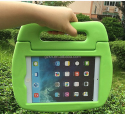 Factory direct upgraded EVA foam children protective case for Apple iPad mini 2 3 with handle