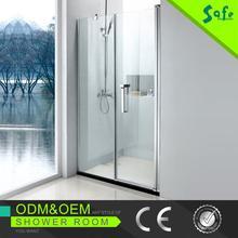 Multifunctional shower door with low price