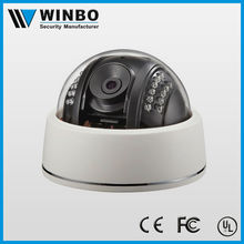 Hot Products Full HD h.264 Mini ONVIF PT ( Pan / Tilt ) Dome IP Camera