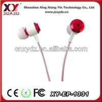 High end lastest design bassbuds earbuds colored