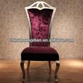 rey silla trono noble de hierro fundido con hdc331 resistente cubierta de tela