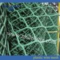 de malla de plástico para la acuicultura