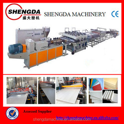 PVC Free Foam Board Extrusion Machine/Production Line/Making machine