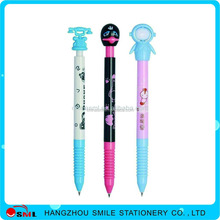 luxury felt liquid floating pen
