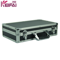Wholesale Back Stripe OEM & ODM Portable Aluminium Toolbox