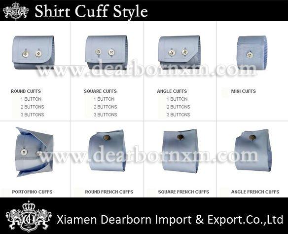 manufactures double collar dress shirt for men, View dress shirt for ...