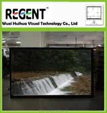 Aluminium Alloy Frame Fixed Frame Projector Screen 84inch 16:9