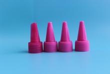 High quality wholesale Plastic PP screw sharp mouth cap