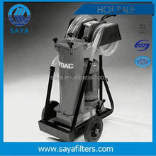 High efficiency engine oil regeneration hydac oil filter machine OF5L