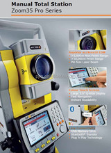 2014 new leica total station leica geostation survey instrument dubai iraq middle east survey en Zoom35 geomax station total