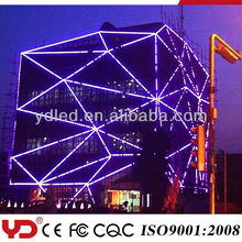 superb rgb led exterior lighting ce fcc cqc ul