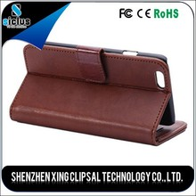 High quality leather for iphone 6 case, for iphone 6 leather case, designer phone case for iphone 6