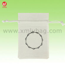 Promotional Eco Friendly Cotton Mini Drawstring Pouch Gift Bag,Bag Jewelry