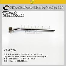 YB-C079 crossbar display hook garment hanger hook rack hook