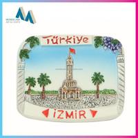High quality cheap ceramic fridge magnet