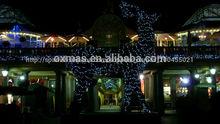 LED luces Iluminación Exterior Decoración Reno adornos de navidad