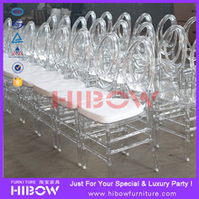 buy event rental furniture resin phoenix chair with cushion