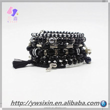 2015 Original design of the new quarter Bohemia national wind hand woven Bracelet From Yiwu factory