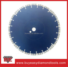 14inch Turbo Segment Laser Welded Concrete Saw Cutting Blade